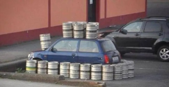 34 Best Bad Parking Revenge Photos That Are Hilarious -01