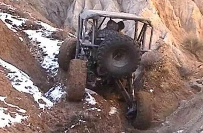 Unusual Chainlink 4x4 Car That You Never Seen Before -03