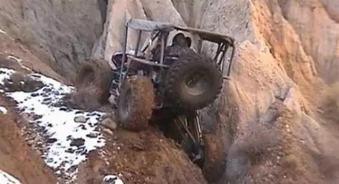 Unusual Chainlink 4x4 Car That You Never Seen Before -06