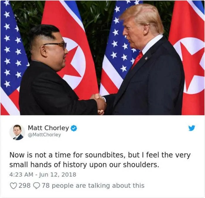 55 Hilarious Donald Trump Kim Jong Un Memes, Tweets to Make Your Day -15
