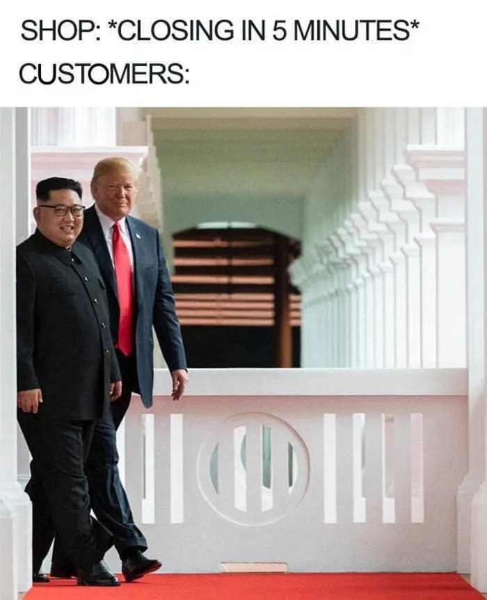 55 Hilarious Donald Trump Kim Jong Un Memes, Tweets to Make Your Day -16