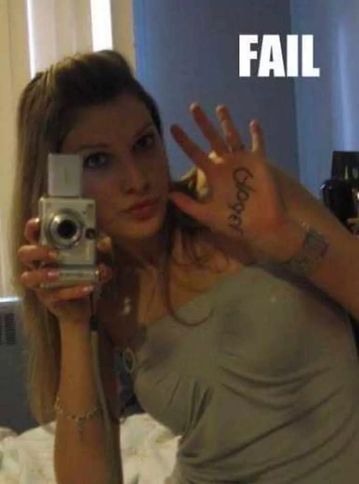 The 28 Epic Fail Blonde Girls That Will Shock You