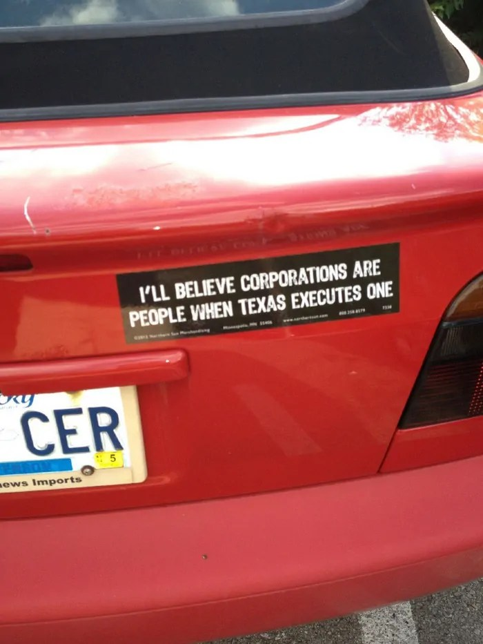 20 Bumper Stickers That Are Actually Damn Funny-18