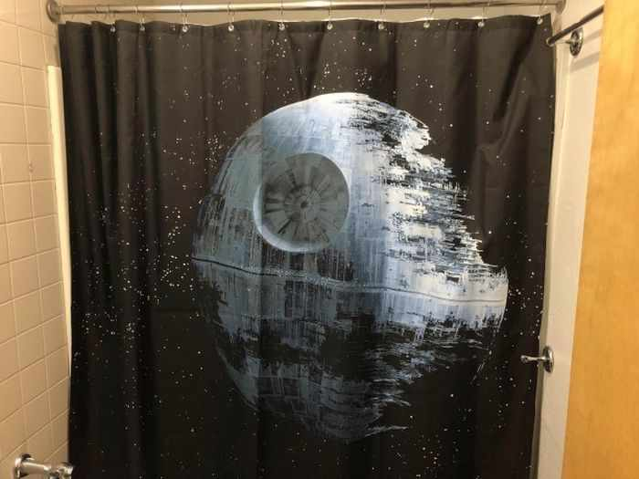 31 Funny Creative Shower Curtains That Will Make Your Day -25