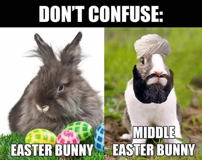 52 Funny Easter Memes That Will Make Your Holiday -51