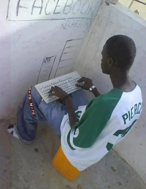 Meanwhile Funny Facebook Surfing In Africa Will Make You Laugh