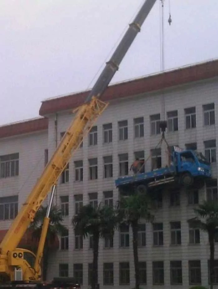25 Funny Pics of Epic Fail Workplace Safety That Will Shock You -05