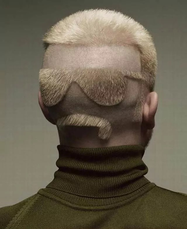 Awesome Funny Hair Cut of a Guy Will Make You LOL