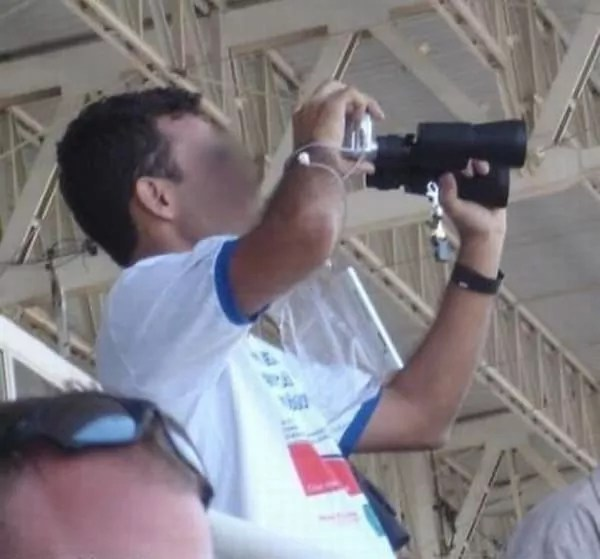 Funny Optical Zoom In Camera