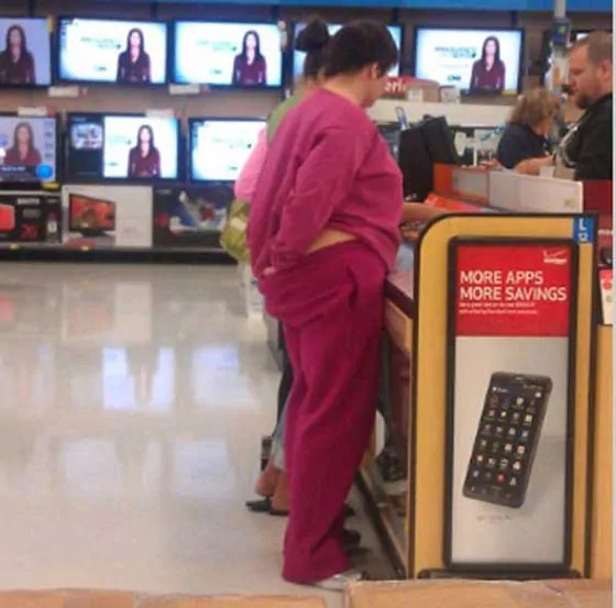 It Happens Only In Wal-Mart
