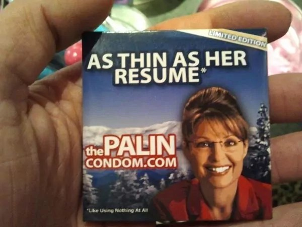 As Thin As Her Resume