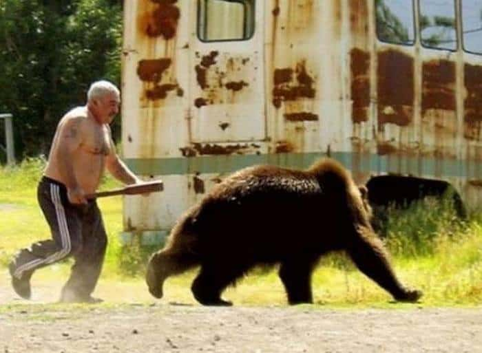 50 Funny Pictures That You Can Only See in Russia -10