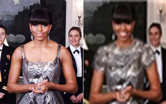 Michelle Obama's Oscars dress design fails Will Shock You -01