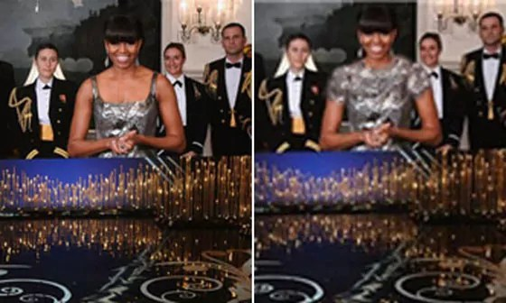 Michelle Obama's Oscars dress design fails Will Shock You -02