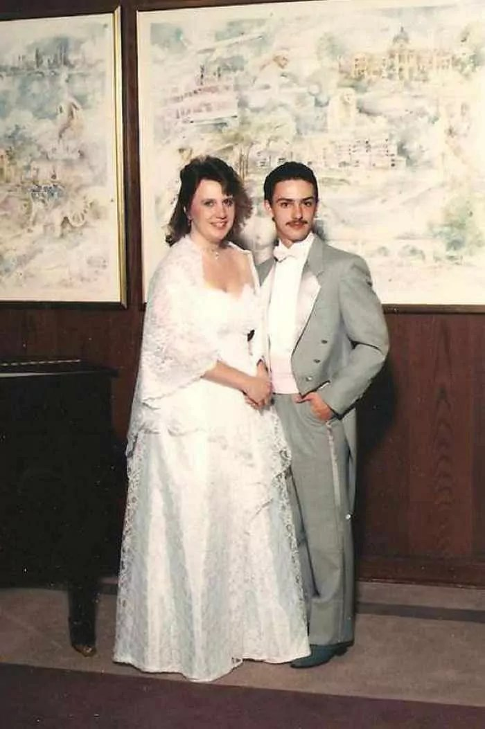 50 Ridiculous 80's Prom Photos That Will Make You Laugh -14