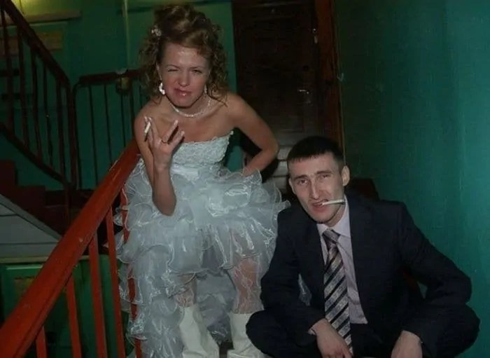30 Ridiculous Russian Wedding Moments That Will Shock You -05