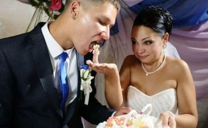30 Ridiculous Russian Wedding Moments That Will Shock You -06