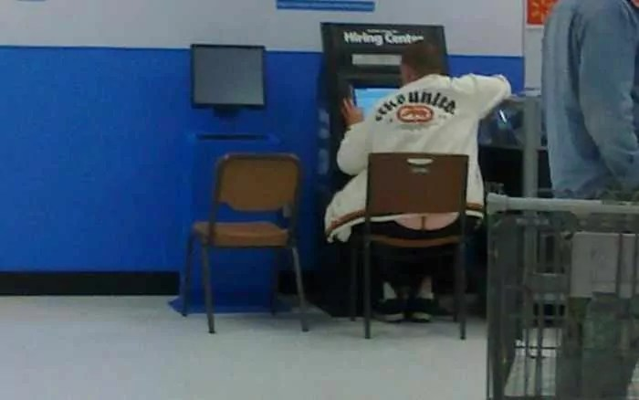 Funny And Strange People Seen In Wal-Marts - 35 Pics -01
