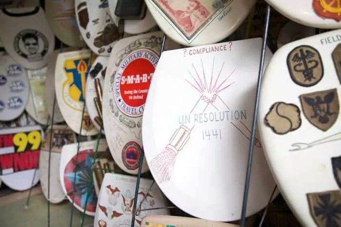 Funny Museum of Decorated Toilet Seats Part-2 -32