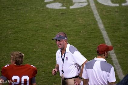 Coach Hendricks
