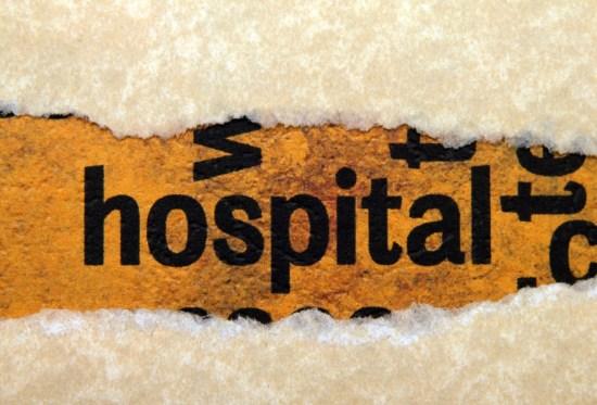 Logo for hospital insurance