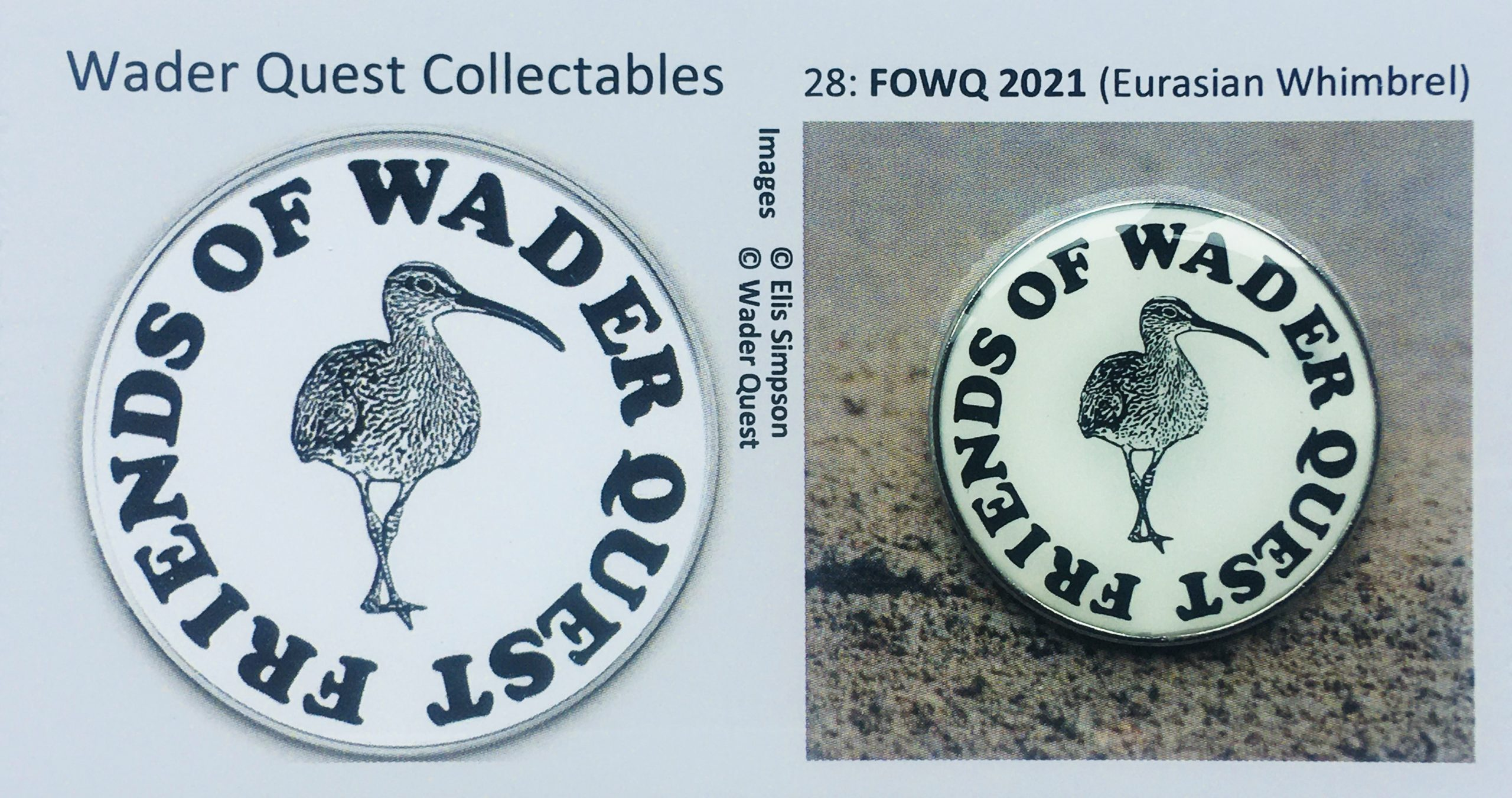 Nº28 Friends of Wader Quest