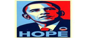 Obama Hope Sticker