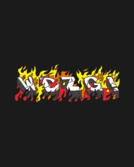 WILDFIRES TEE FRONT