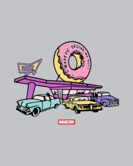 DRIVE-IN TEE FRONT
