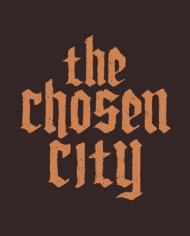 CHOSEN CITY TEE BACK