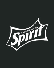 YOUTH SPIRIT TEE FRONT