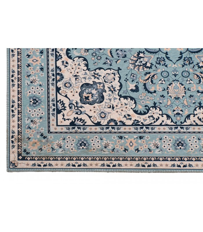 tapis style tapis d orient polyester