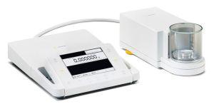 Sartorius Mikrowaage ME5 (Ablesbarkeit 1 µg)