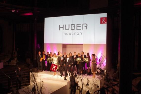 Wie wichtig der Event für Huber war, erkennt man an hier. Alle da :)
