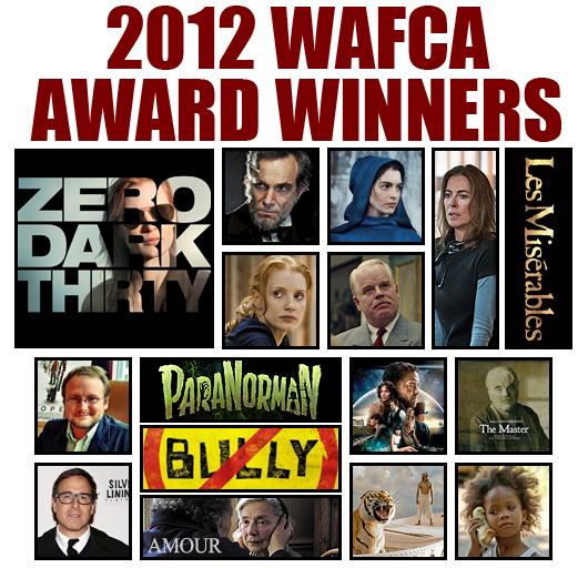Our 2012 Award Winners