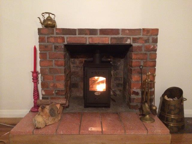 1930 Cast Iron Pot Belly Stove Update March 2018
