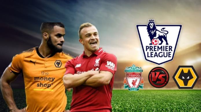 Image result for wolves vs liverpool