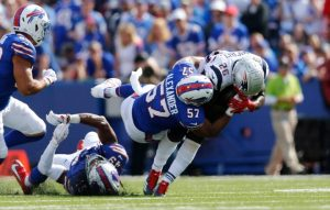 The Bills were a great value pick this week