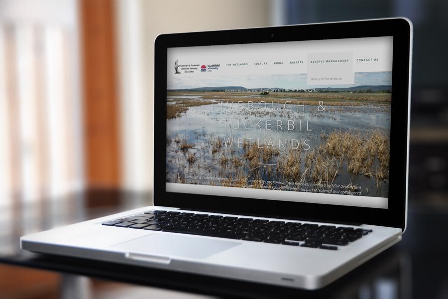 Fivebough wetlands