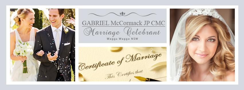 Wagga Marriage Celebrant