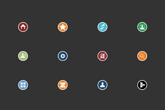 Custom Icons for App UI