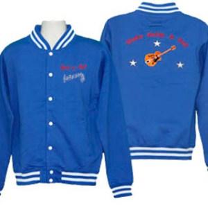 Ladies & Gent's College Embroidered Sweatshirt Jackets