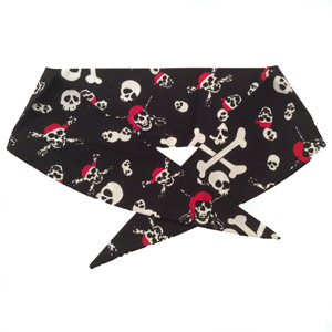 Skull & Crossbones Neckerchief
