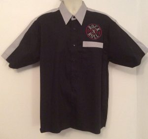 Mens Ready embroidered Shirt