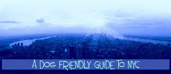 dog friendly nyc