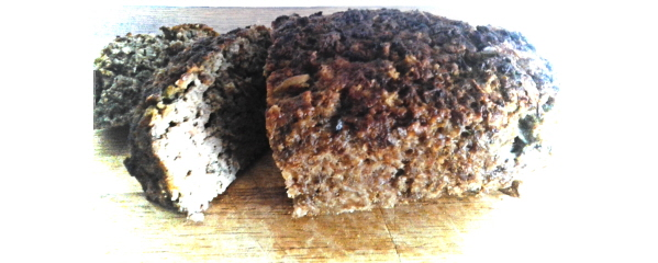 Meat loaf for dogs