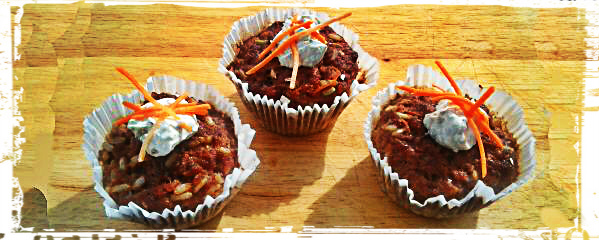 meat cupcakes for dogs