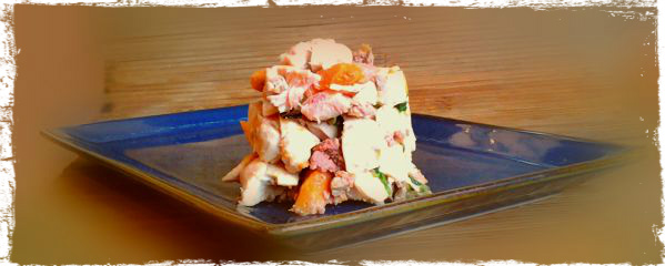 chicken salad for dogs recipe