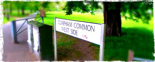 dog friendly clapham common