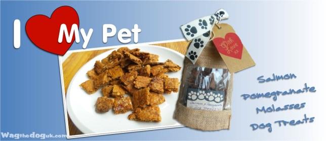 molasses dog treat recipe